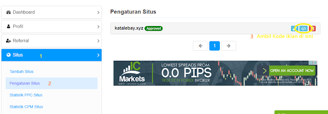 Merupakan salah satu alternatif Adsense terbaik tahun  Cara Daftar dan Memasang Iklan Zoteromedia.com, PPC dan CPM Premium Indonesia