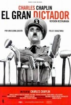 Portada película de El gran dictador