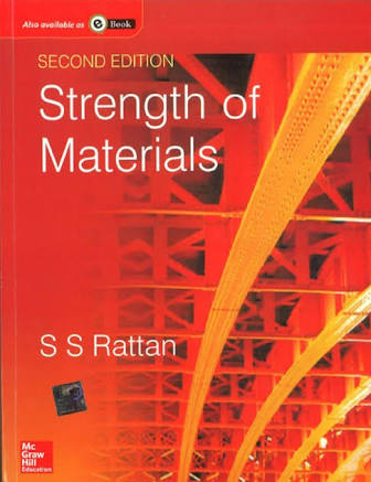 Download Strength of Material by SS Rattan Book Pdf