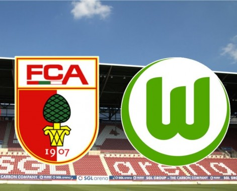 Augsburg vs Wolfsburg Full Match & Highlights 25 November 2017