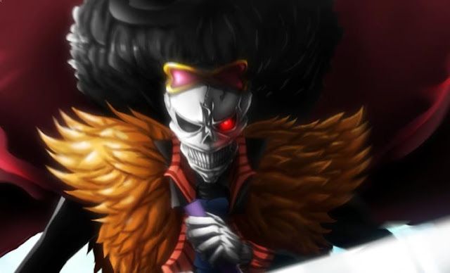 Brook ( One Piece ) - Top Immortal Anime Characters