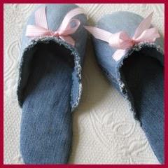 Zapatillas de vaqueros