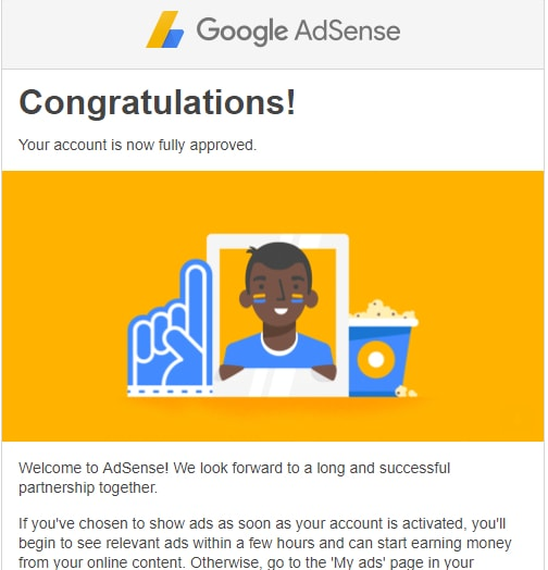 adsense approval technique in blogger