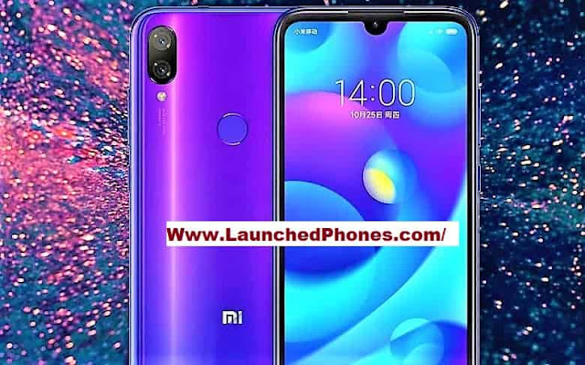 This latest mobile telephone became the starting fourth dimension telephone of the  Xiaomi Mi Play launched alongside two nurture cameras