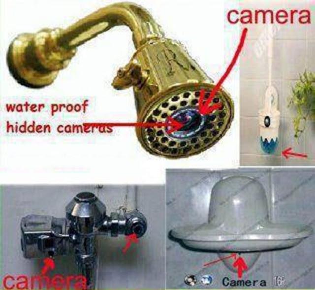 Saat di Kamar Mandi Umum atau Hotel, Berhati-hatilah Jika Ada Benda-benda Ini. Sebarkan, Biar Tak Ada Korban Selanjutnya