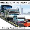 Permenhub Nomor 108 Tahun 2017 (Tentang Angkutan Umum) - Bagian 2