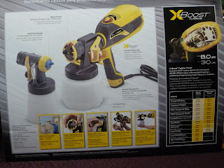 At The Fence Wagner Hand Held Flexio 590 Sprayer Kit Beautiful