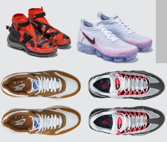 7 Jenis Sepatu Nike Ini Cocok Untuk Beragam Olahraga Favorit Anda