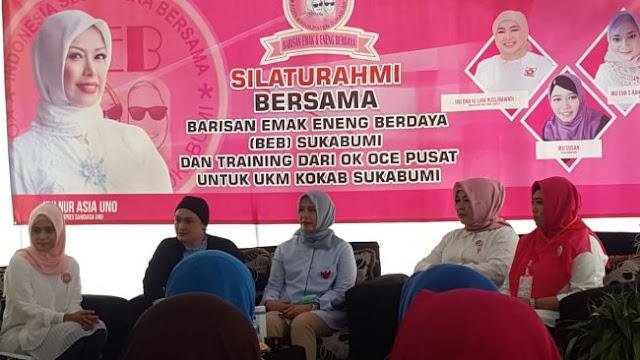 Emak-emak Sukabumi Dukung Prabowo-Sandi