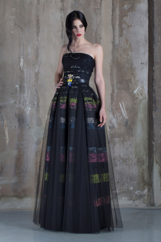 vestidos de moda actual