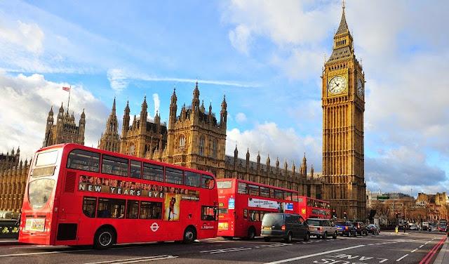 Resultado de imagem para Londres - Inglaterra