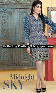 Satrangi Cambric Eid ul Azha Collection 2015