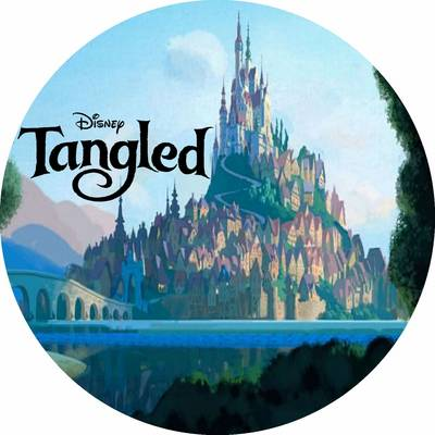 DVD Tangled 2010 movieloversreviews.blogspot.com