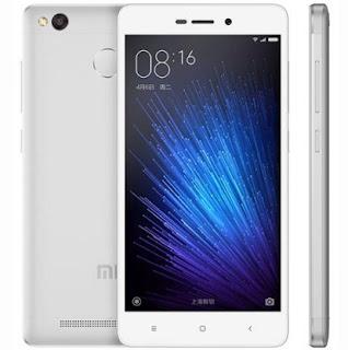 harga dan spesifikasi Xiaomi Redmi 3X