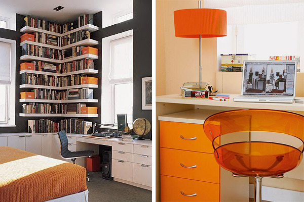 Siempre guapa con norma cano trabajas desde casa por - Decoracion naranja ...