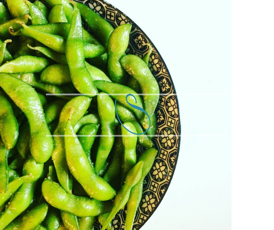 #Superfood | The easiest Edamame recipe | La recette de fèves Edamame ultra rapide