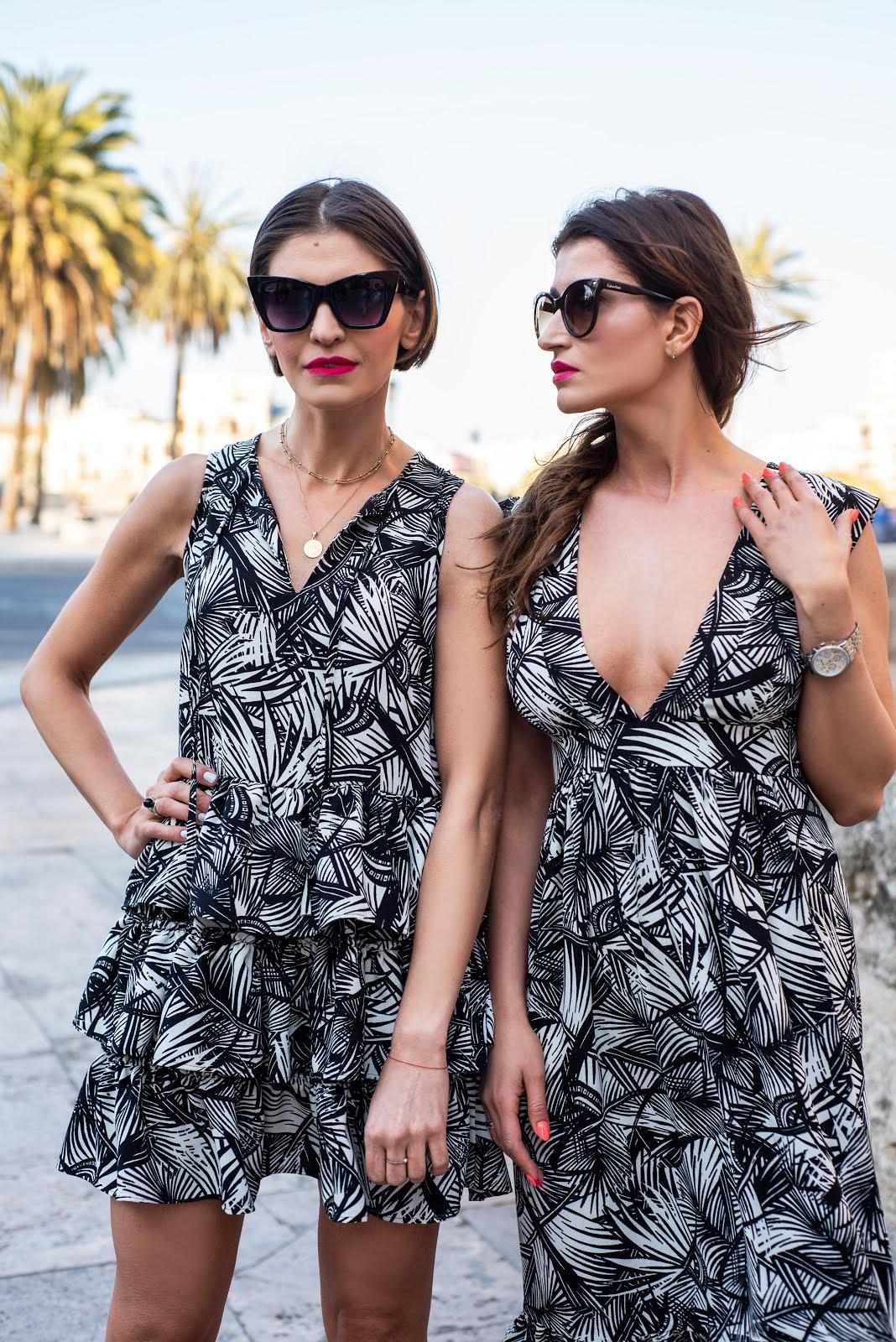 Summer in the City * idealne wakacyjne sukienki na upalne lato