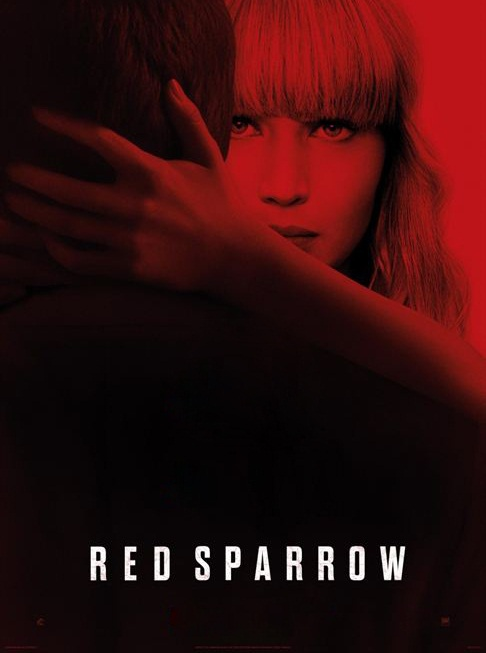 Red Sparrow [2018] [DVDR] [NTSC] [CUSTOM BD] [Latino 5.1]