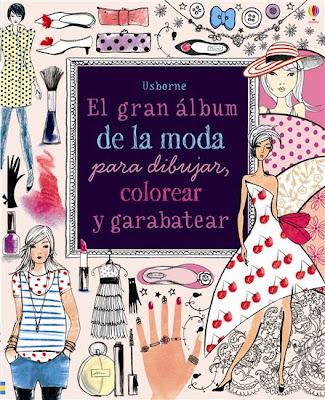 EL GRAN ALBUM DE LA MODA USBORNE
