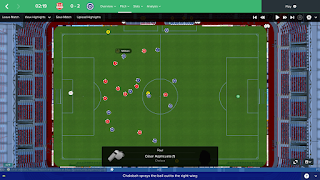 How to create an attacking tactic on football manager