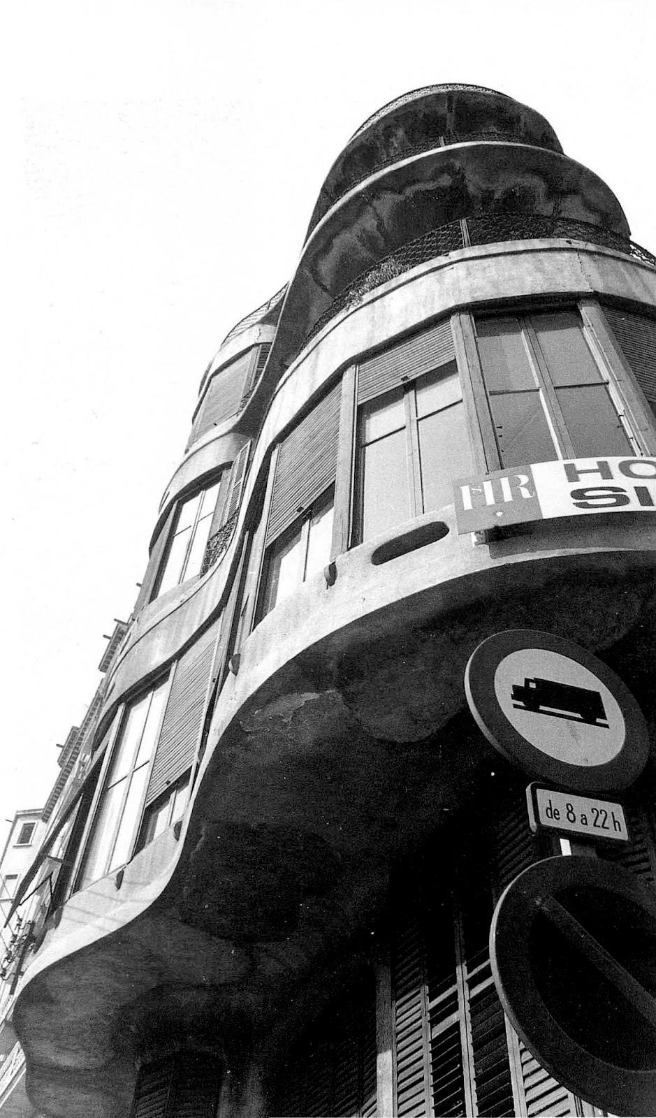 Hidden architecture casa planells for Josep quetglas