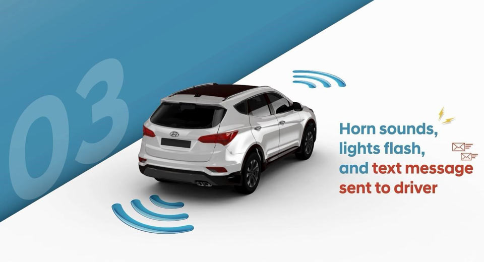 Hyundai Motor showcases rear occupant detection technology for new models