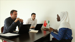 NIGERIAN: STUDENTS APPLIED FOR SCHOLARSHIPS IN TURKEY