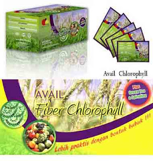 Avail Chlorophyll with Green Tea