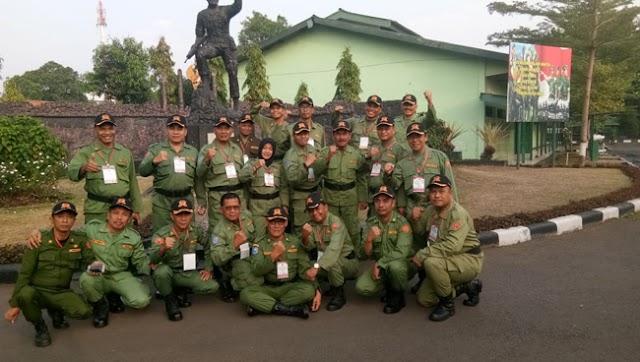 Dua Camat Mesuji Non IPDN, Ikuti Diknis di Bandung
