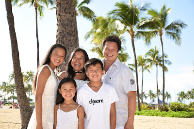 Hawaii Family Photos