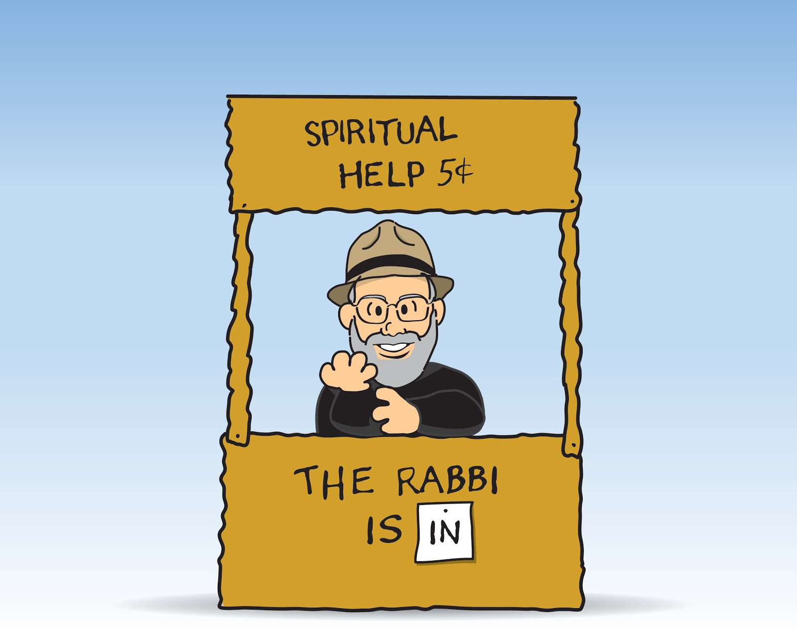 The Rabbi Is IN with Rabbi Rami