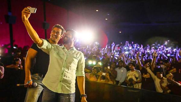 HATTRICK! Salman Khan teams up with Kabir Khan Again, Books Eid 2017 Release.