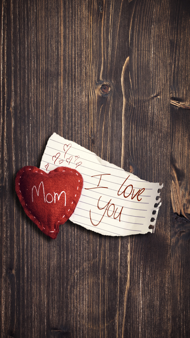 happy mothers day iPhone 6 plus wallpapers