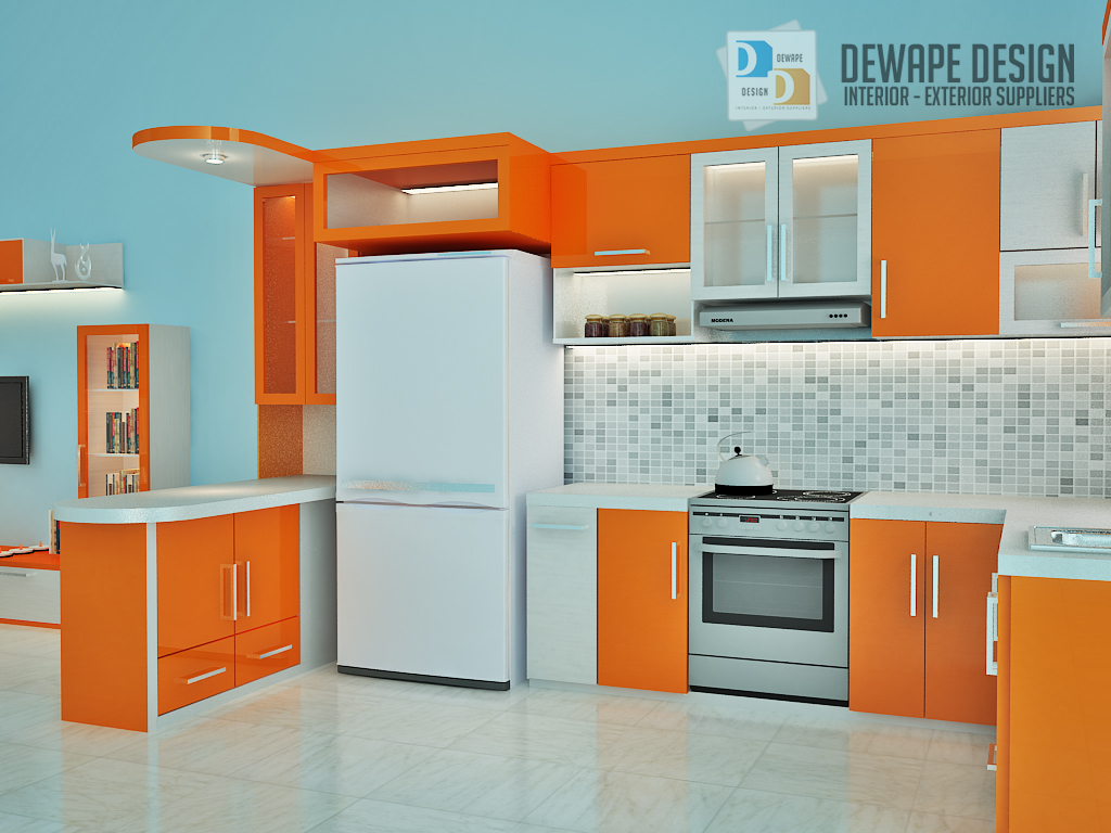 Kitchen set mas firman probolinggo kitchen set minimalis di kota