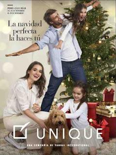 Catalogo Unique Yanbal Campaña 12 Diciembre 2018