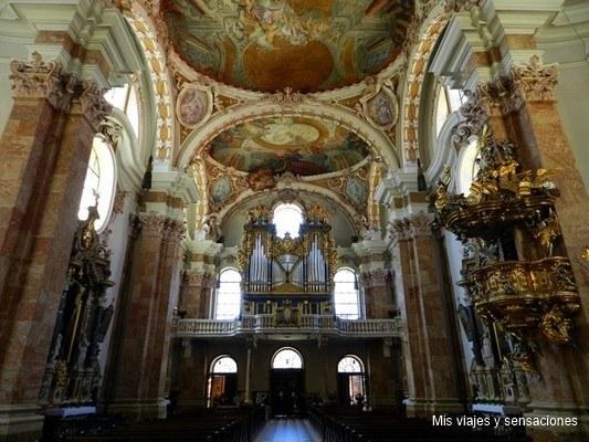 Catedral de Santiago, Innsbruck, Tirol, Austria