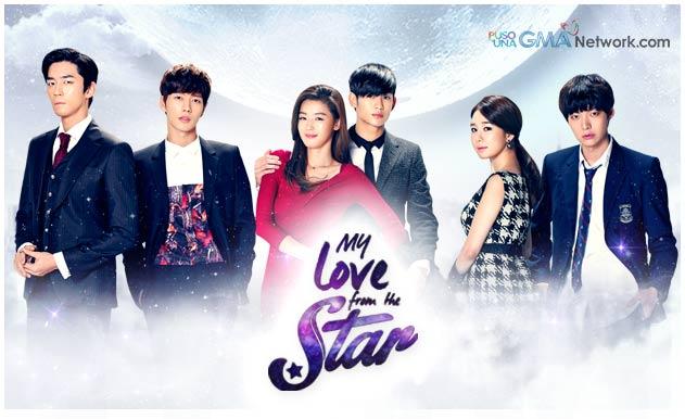 Resultado de imagem para my love from the star elenco