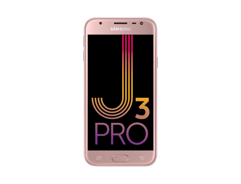 Samsung Announces Galaxy J3 Pro (2017) front