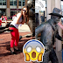 23 People Who Knew How To Have Fun With Statue