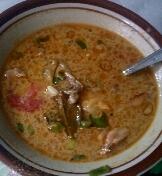 Tempat makan soto Betawi enak