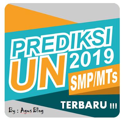 DOWNLOAD PREDIKSI TERBARU SOAL UNBK SMP 2019 LENGKAP 4 MAPEL