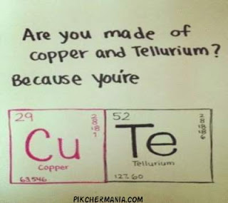 cute chemical equation picture
