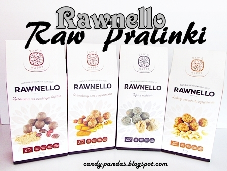 Rawnello (Raw pralinki) - Raw&Happy