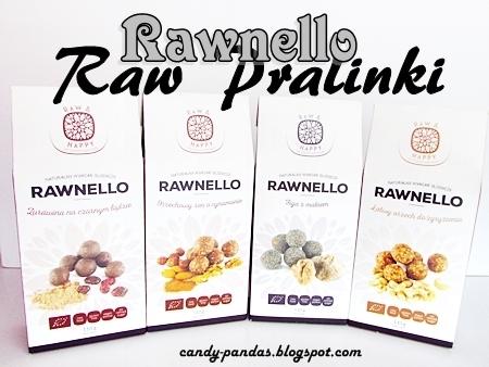 Rawnello (Raw pralinki) - Raw&Happy