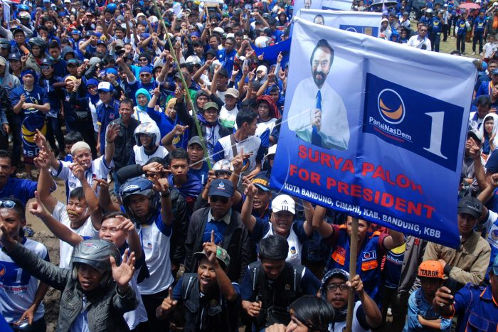 Politisi Nasdem: Khilafah Tidak Laku di Arab, Apalagi di Indonesia