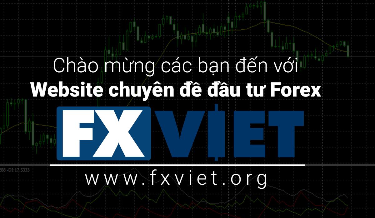 fxviet - forex - blog chuyen de forex