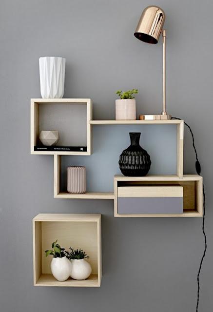 Vật dụng trang trí bằng gỗ cho nội thất homestay thêm độc đáo