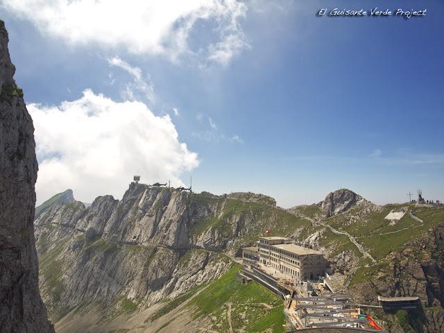 Monte PIlatus, Lucerna, por El Guisante Verde Project