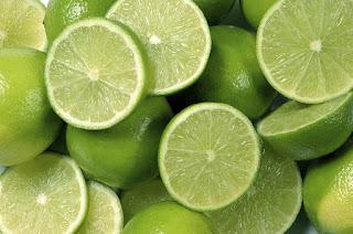 Manfaat yang di hasilkan jeruk nipis.
