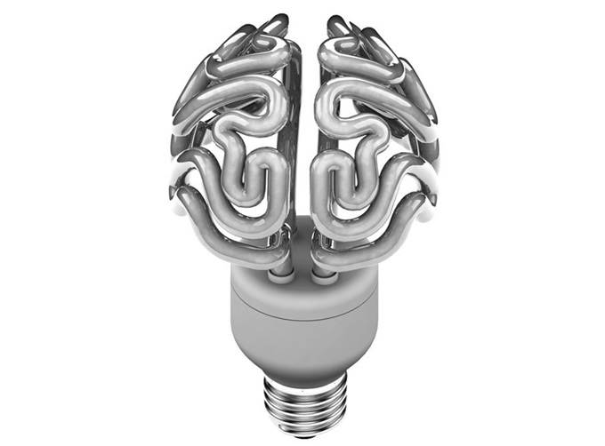 brain lamp by soloyovdesign